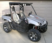 2008 YAMAHA RHINO 700 SPORT EDITION for $2600