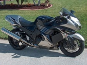 2010 Kawasaki Ninja ZX-14 for $2700