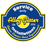 Alloy Gutter Company,  INC