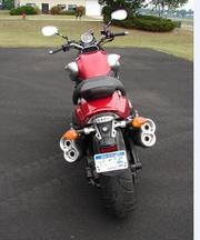 2010 Yamaha V Max.only 676 miles on it...