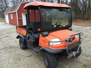2012 Kubota RTV 900 Hydraulic Bed Winch