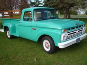 1966 Ford Ford F-100 2 door
