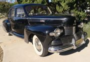 1942 Lincoln Other Zephyr Sedan V12 Overdrive