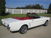 1965 ford 1965 Ford Mustang Convertible