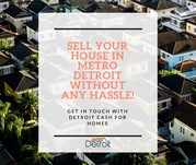 We Buy Houses in Detroit,  Michigan - Licensed Real Estate Buyers
