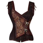 Purchase Ladies Steampunk Corsets Online