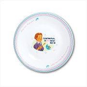 Mom's Kitchen Salad Plate